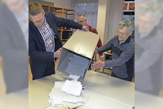 CDU in Zell noch stärkste Partei