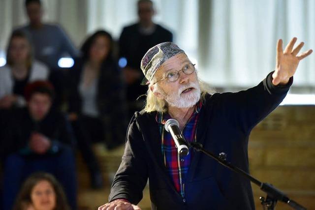 Der Regisseur Michael Wadleight in Freiburg: Jugend als Hoffnung