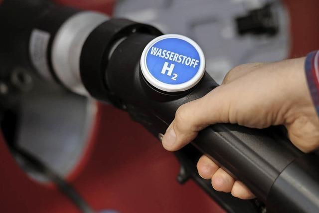 Strom aus Wasserkraft soll Wasserstoff erzeugen