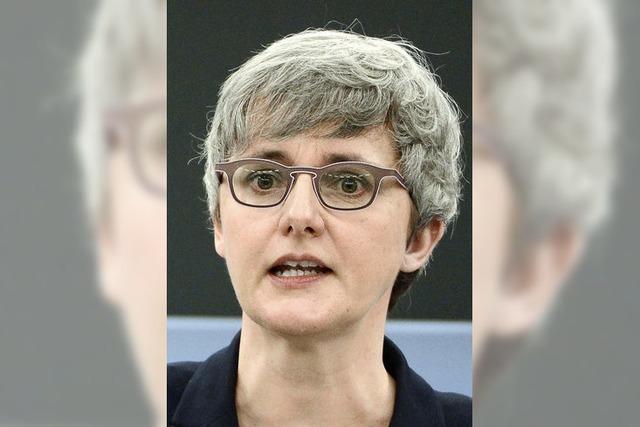Silke Krebs sagt der Politik Adieu