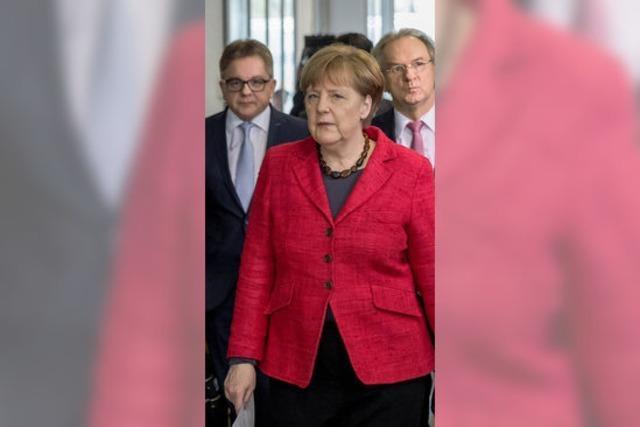 Nach den Niederlagen in zwei Ländern rückt die CDU zusammen