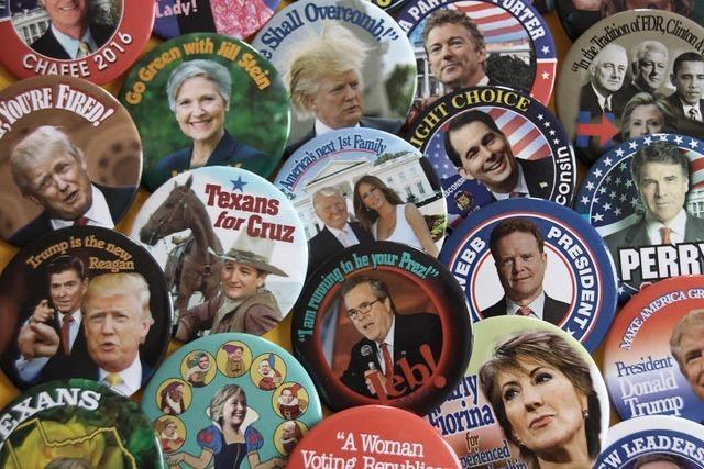 Donald Trump könnte zwei weitere Konkurrenten hinter sich lassen