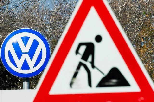 Milliardenklage gegen VW