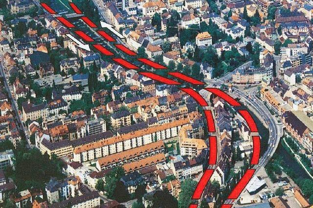 Handelsblatt: Gute Chancen für Freiburger Stadttunnel - dank städtebaulicher Relevanz