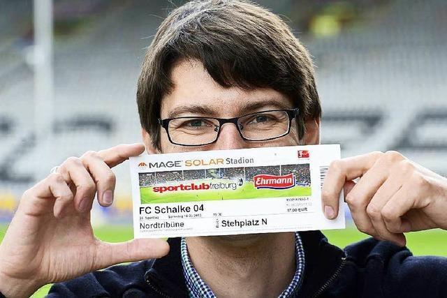 SC Freiburg startet Ticketzweitmarkt für legale Angebote