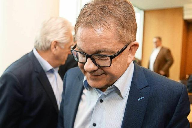Wolf bleibt Chef der CDU-Fraktion im Landtag