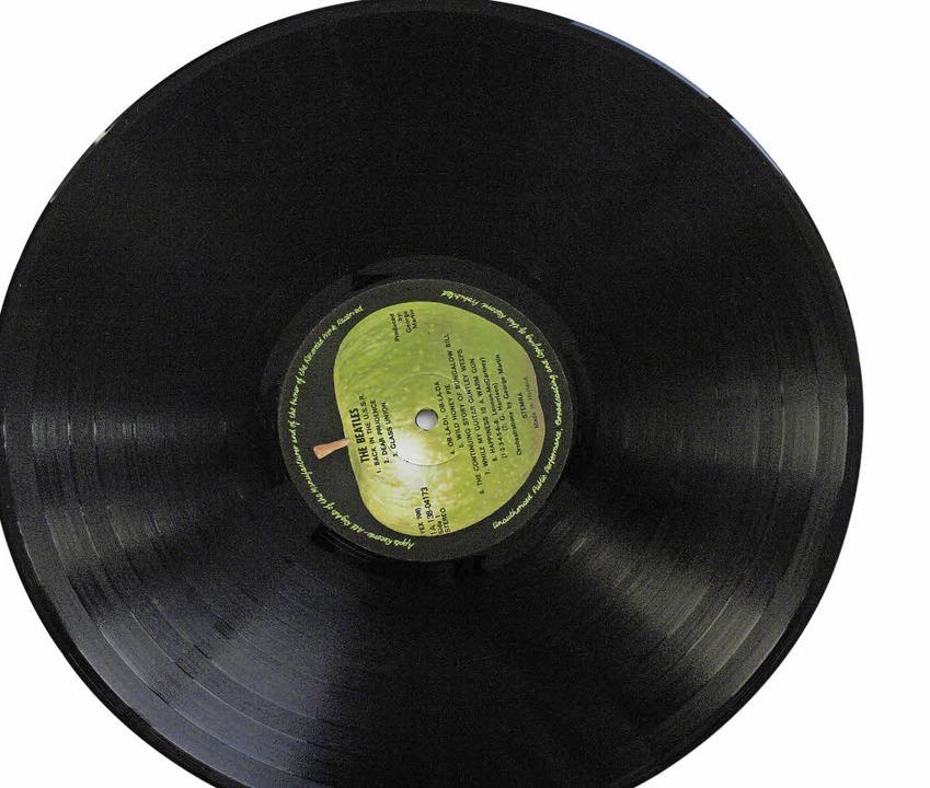 Alles Vinyl – Drehpunkt Schallplatte   | Foto: Privat/Wolfgang Grabherr