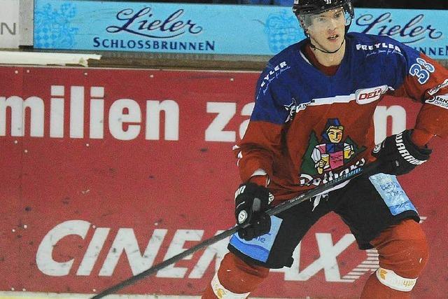 EHC Freiburg verliert drittes Playdown-Spiel