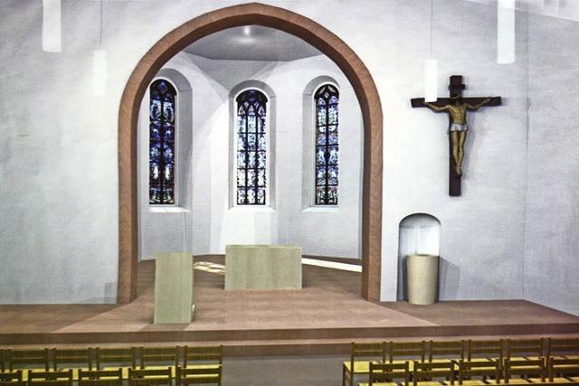 Debatte um Kirchenumgestaltung