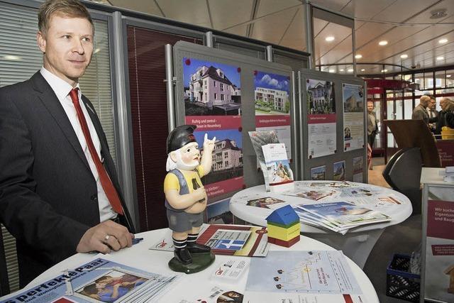 Immobilien steigen als Anlageobjekt