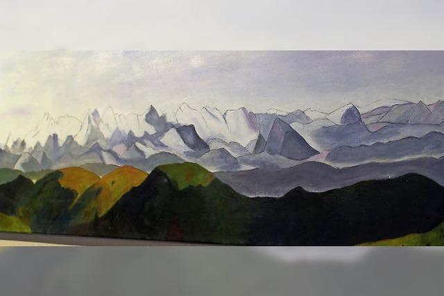 Abstrakte Welt und besondere Landschaftsbilder