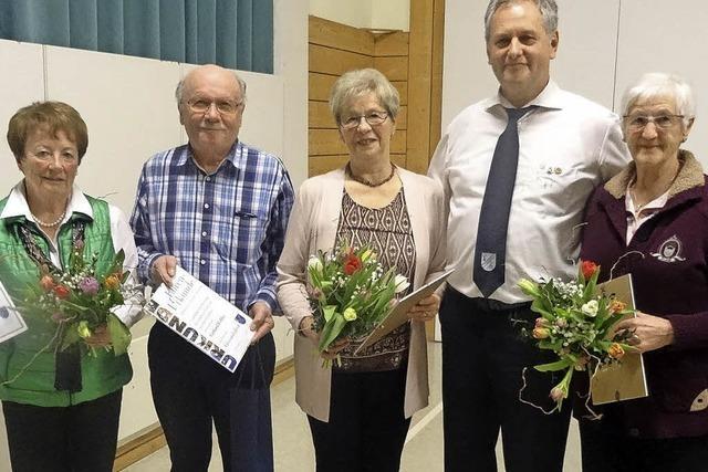 RSV Concordia ernennt weitere Ehrenmitglieder