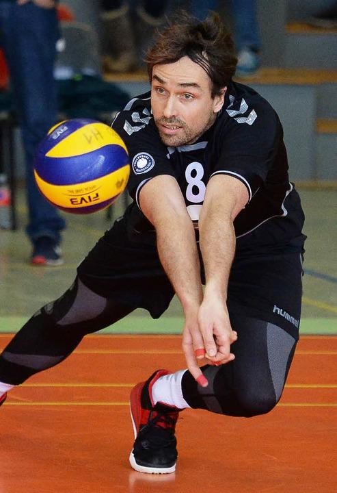 In der nächsten Saison wohl nur noch Trainer: Wolfgang Beck      Foto: seeger