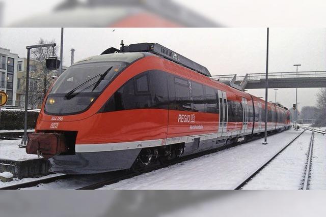 Neue Ära auf der Hochrheinbahn
