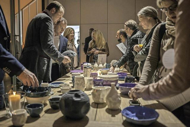 Digital designte Keramik