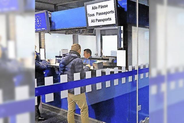 Akute Sorgen um den kleinen Grenzverkehr zur Schweiz