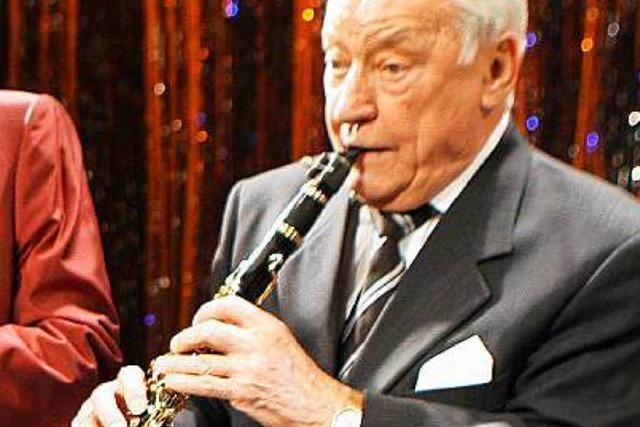 Swing-Legende Hugo Strasser ist mit 93 Jahren gestorben