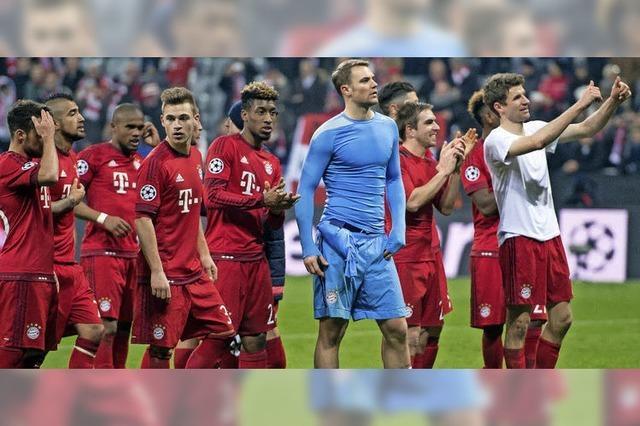 Die Bayern leben ihren Traum