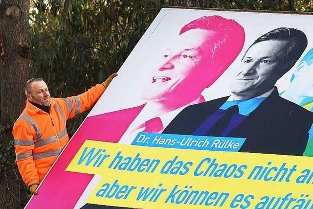 FDP geht in Opposition: Kein Dreierbündnis möglich