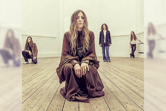 Schwedischer Bluesrock mit Sängerin Elin Larsson und Band