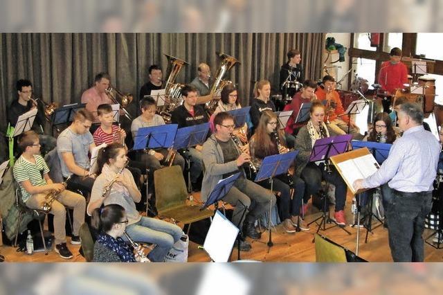 Musikverein Riedern in Birkendorf