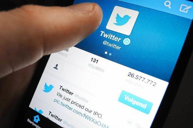 Twitter-Chef: Beschränkung auf 140 Zeichen bleibt