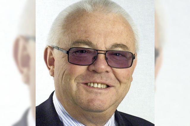 Bernhard Dechant ist neuer FDP-Chef