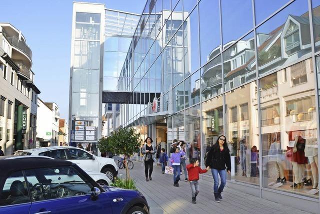 Einkaufstadt kommt auf den Prüfstand