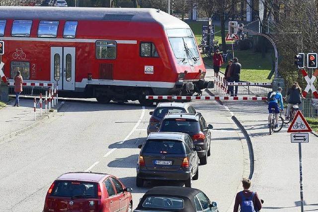 Kritik an den Ausbauplänen für die Höllentalbahn