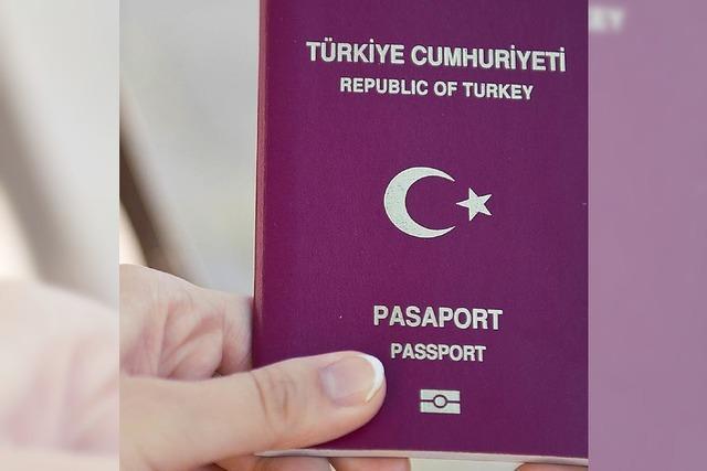 Freie Einreise in die EU für türkische Bürger?