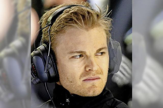 Flügelbruch zum Auftakt der Formel-1-Saison
