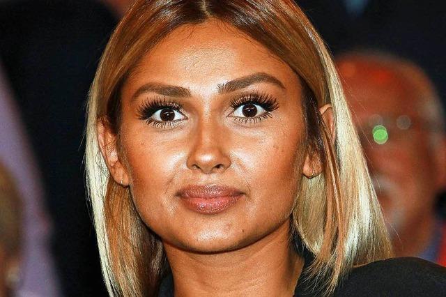 Wana Limar dreht Beauty-Videos für MTV Style