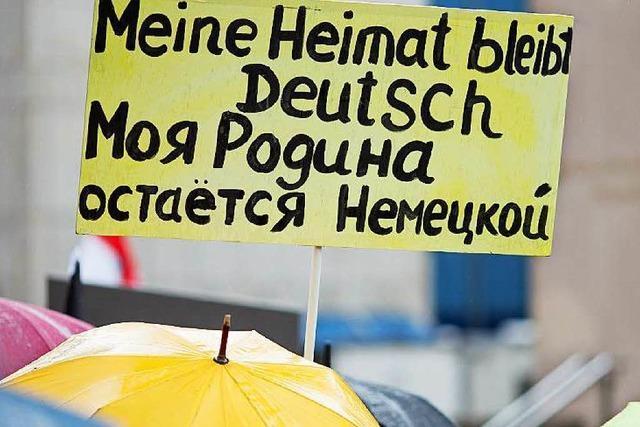 Warum so viele Russlanddeutsche AfD gewählt haben
