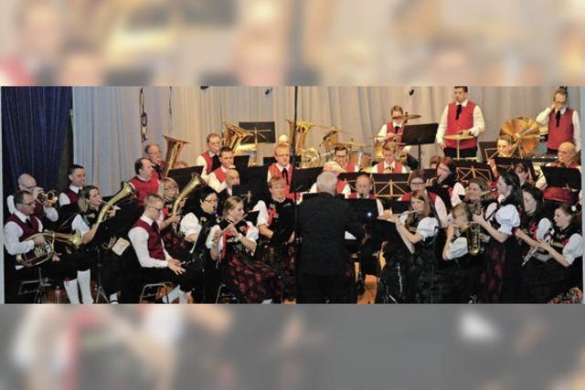 Musiker zaubern Bilder auf die Bühne