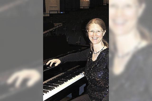 Mit Sabine Pander (Klavier), Lusine Arakelyan (Violoncello), Sonja Bühler (Sopran) in Friedenweiler