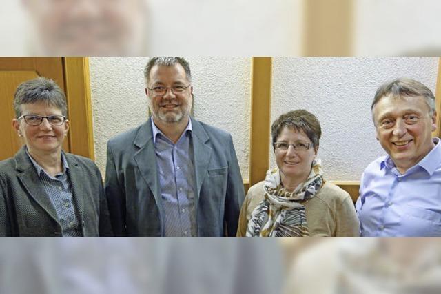 Wolfgang Löhle übernimmt Vorsitz