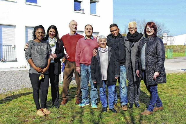 Helferkreis Asyl Tiengen sucht Helfer