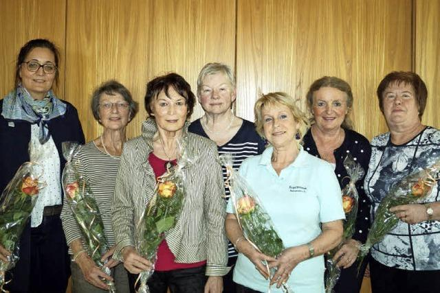 Frauenverein Badenweiler kann die Auflösung abwenden
