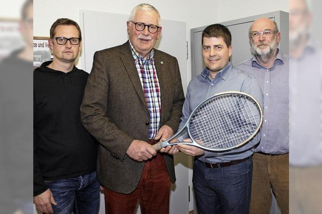 Neues Doppel führt den Tennisclub