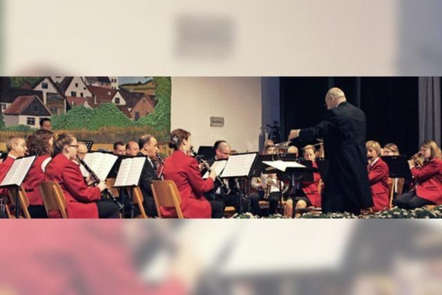 Die Isteiner Musiker bieten ihrem Publikum einen vergnüglichen Abend