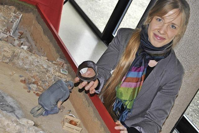 Wie eine App eine Römerstadt am Hochrhein zum Leben erweckt