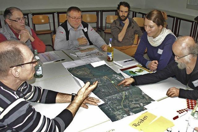 80 Bürger kommen zum Gemeinde-Workshop zur Umgehungsstraße