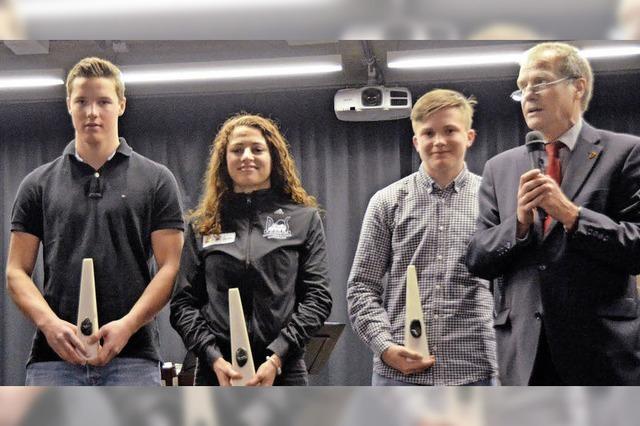 Rheinfelden kürt die Sportler des Jahres