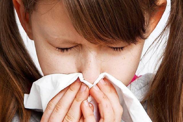 Kann man eine Erkältung ausschwitzen?