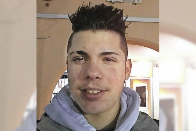 Jugendlicher gesucht: Wer hat Patrick Lione gesehen?