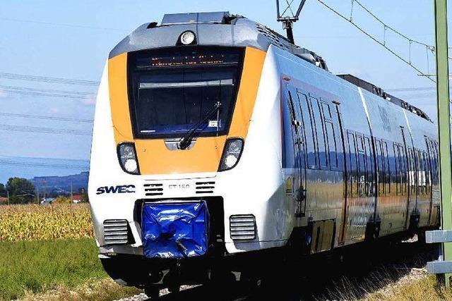Münstertalbahn vom 29. März bis zum 2. April unterbrochen
