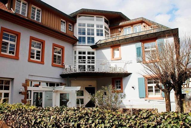 Das Josefshaus in Ettenheim wird an den Förderverein verschenkt