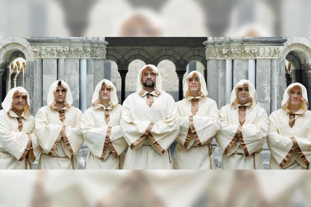Gregorianika gibt Konzert im Haus des Gastes in Höchenschwand