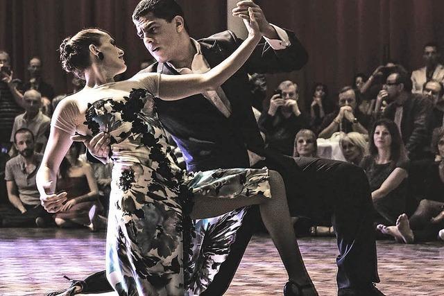Oster-Tango im Volkshaus in Basel
