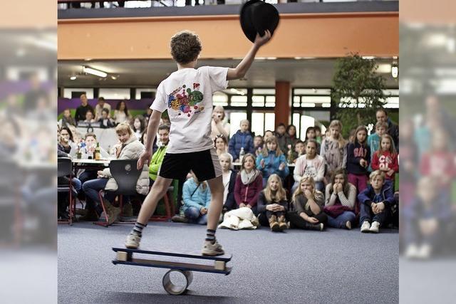 Kulturabend im Schulzentrum in Kirchzarten